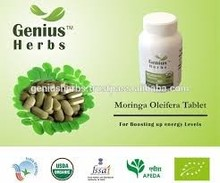 Organic Moringa Oleifera Tablets at low cost