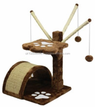 Cat tree Popular design selling in Germany,pet furniture,cat tree bed