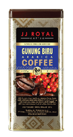 JJ Royal Coffee - Indonesian Gunung biru Arabica BT 200 Gr