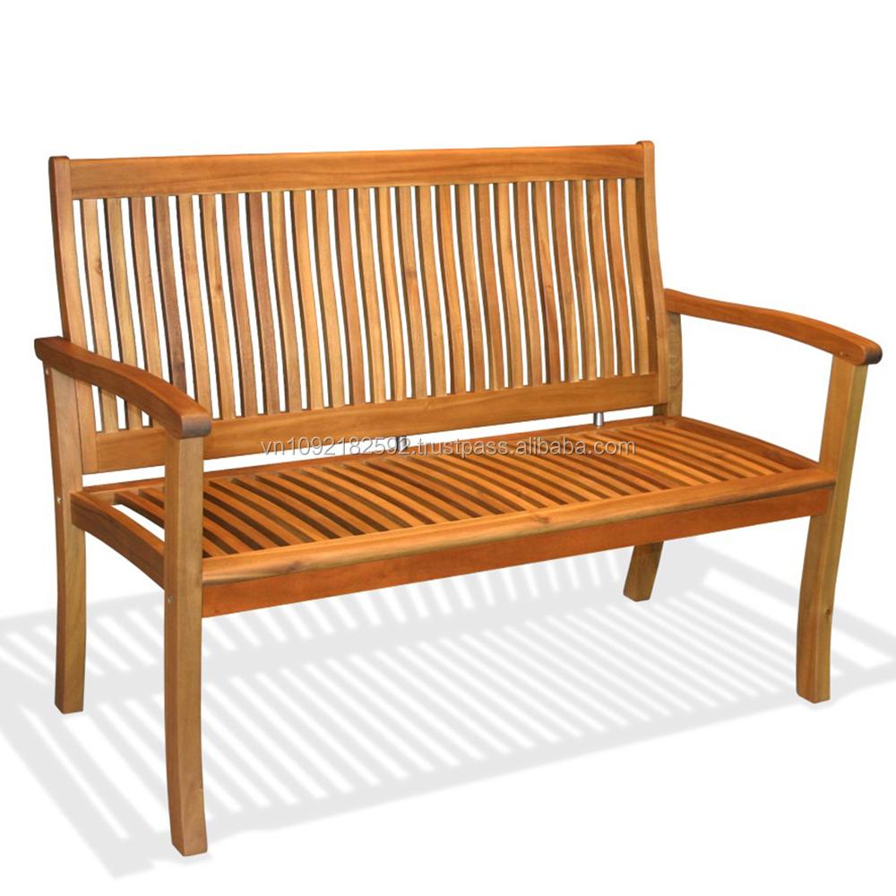 Espanyol 2 Seat Bench Garden Furniture Wooden Chair Outdoor Furniture Buy Bench Chairs