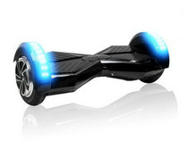 8inch mini self balancing scooter 2 wheel transformer Electric scooter with LED light