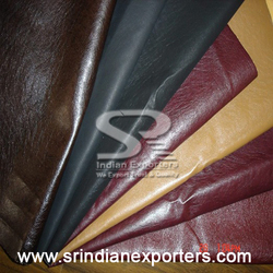 Premium Quality Natural Finished Cow Leather