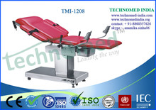 TMI-1208 Gynecology delivery obstetric bed made of stainless steel manufacturer price