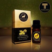 Thai Lemongrass Essential Oil - 10 ml / Therapeutic Grade