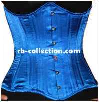 underbust sexy corset with 100% high quality