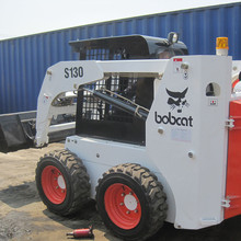 New skid steer loader bobcat S130 in Shanghai China