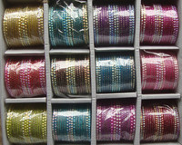 Indian jewellery glass bangle - festive bangles manufacturer exporter