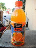 Fruit Juice Minute Maid Teppy 327ml