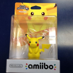 Brand New Amiibo Nintendo Pikachu Figure