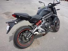 2012 Kawasaki ER650F Motorcycle