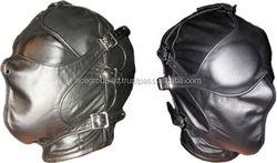 latex hood face shield hood face cover hood