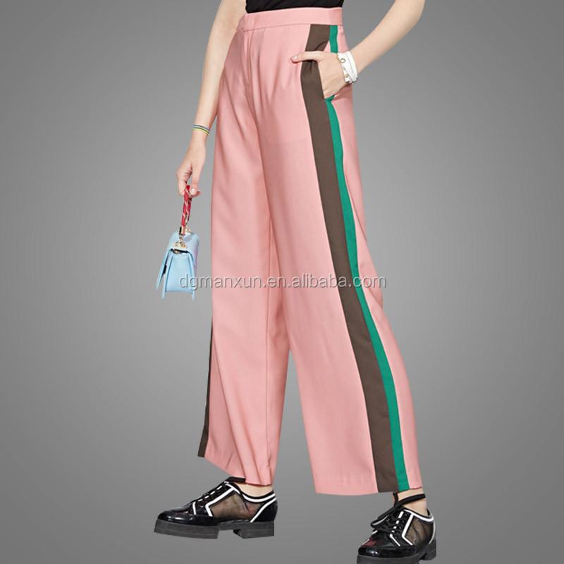 High Quality Wholesale Women's Pants Fashionable Ladies' Pants (3).jpg