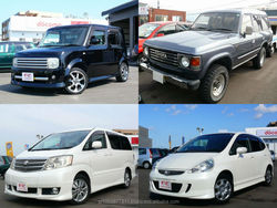 High quality used Toyota car , foreign car also available