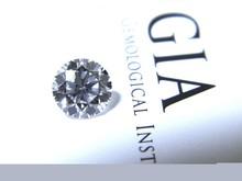 6.12ct E-VVS1 Loose Diamond Round Diamond 900,000 Certified Diamond GIA Wholesale