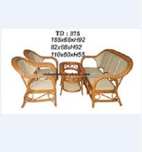 1111030915 handmade rattan chair, 100% Vietnamese natural living room sofa, sitting room furniture, armchair