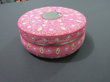 multi utility handmade decorated gift packing jewellery box antique jewellery cases wholesale from india