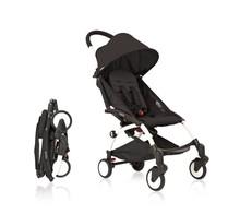 Buy 2 Get 1 Free Babyzen YOYO Lightweight Baby Stroller Black