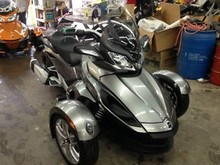 New Urgent Sales for 2015 Can-Am Spyder F3-S SE6 Motorcycles