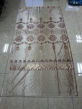 Fire Retardant Black Out Curtain Fabric