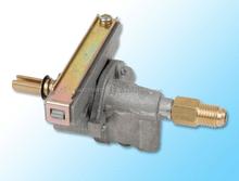 propane gas valve with pilot / safety gas valve / BBQ valve (lpg gas valve , cylinder valve,pressure valve,home valve )