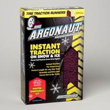 ARGONAUT TIRE TRACTION RUNNER TRACTION ON SNOW & ICE - 2 PACK #5900