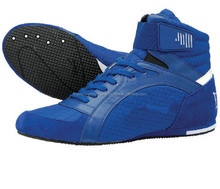 Artificial leather made boxing shoes New Style 2015