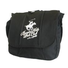 Beverly Hills Polo Club 15 Messenger Bag - Black