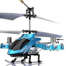 FOR NEW AVATAR Z008 4CH 2.4G Metal RC Remote Control Helicopter LED Light GYRO RTF