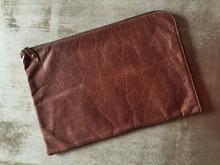 Genuine Leather Document Case