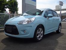 USED CARS - CITROEN C3 (RHD 820504 GASOLINE)
