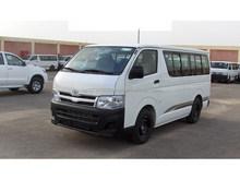 Used LHD Toyota Hiace 15 Passenger Van 2011
