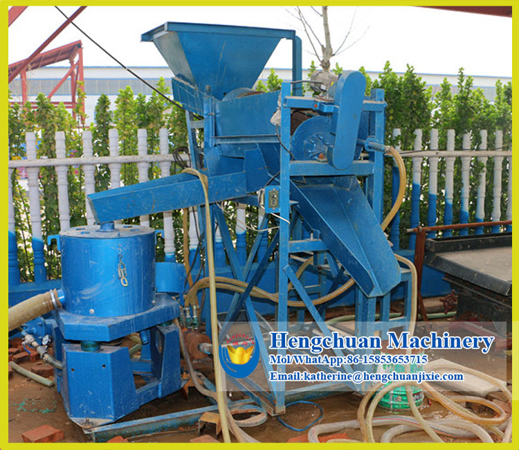 Mini Wash Plant : Wholesale shandong hengchuan gold trommel wash plant and