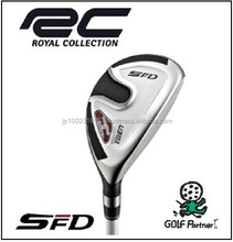 low-cost and Various types of golf driving range balls and used Hybrid ROYAL COLLECTION RC SFD(2013) with good condition