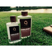 Organic Coconut Oil, 200 ml, made in Thailand