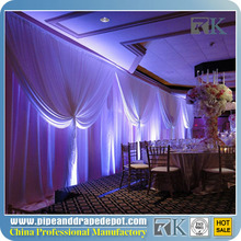 Hot Selling Drapery free standing photo booth