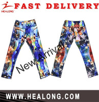 Healong Without Brand Embroidery Custom Made Basketball Kits With Team Names