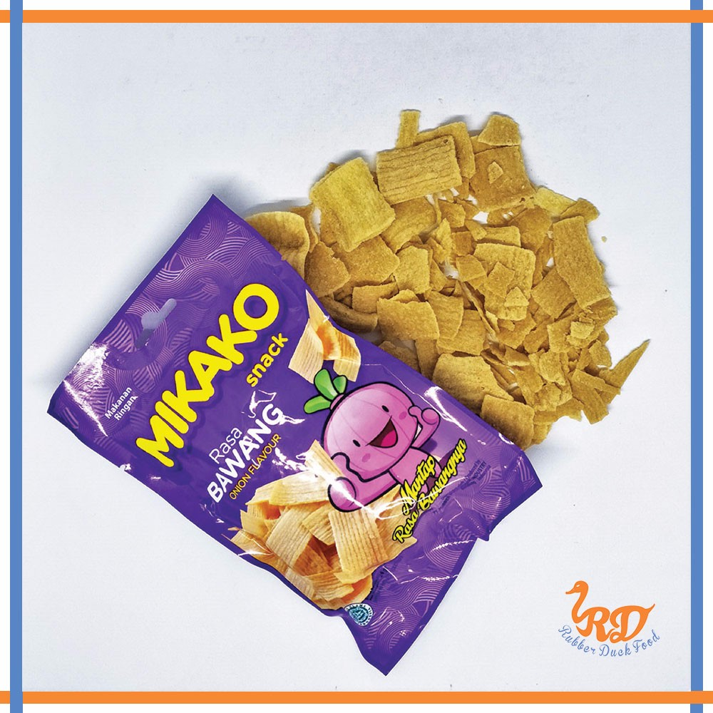 Top Selling Indonesia Fast Food Snack Rice Cracker Mikako ...
