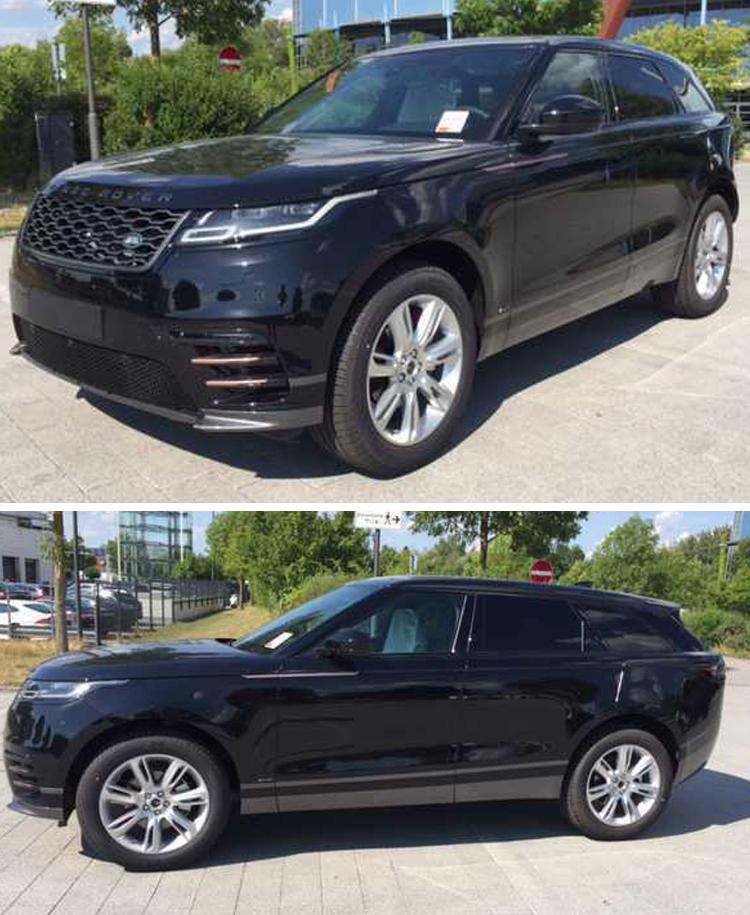 Best Seller 2018 Range Rover Velar 2.0 Petrol Suv Car