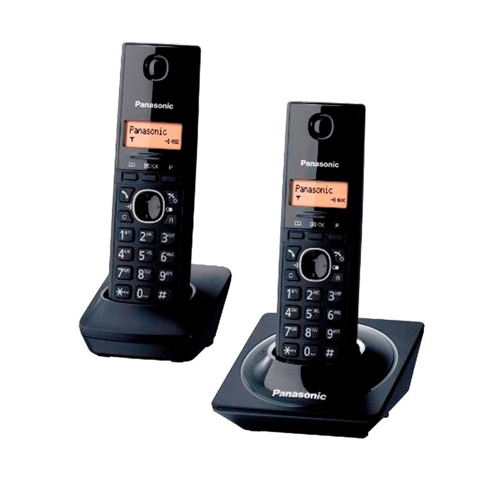 Kx Tg3452 Panasonic Combo Intercom Twin Caller Id Digital Cordless