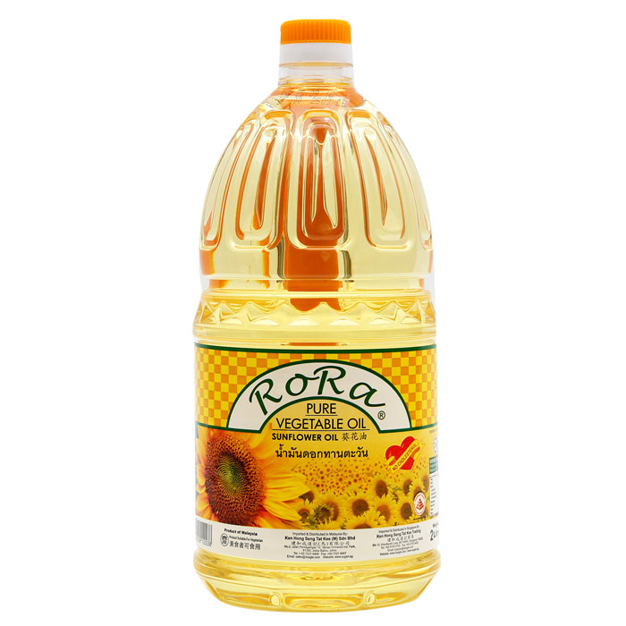 Rora Sunflower Oil 13